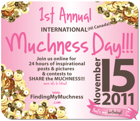 International Muchness Day!